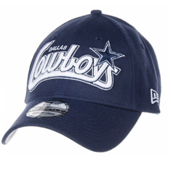 9ffb6f2c1 Dallas Cowboys 39Thirty Fitten NFL Cap New